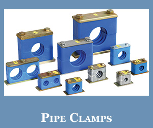 Pipe Clamps Manufacturer, Pipe Clamps Supplier, Pipe Clamps Exporter