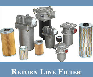 Return Line Filter - Tank Mounted Manufacturer In Zealand