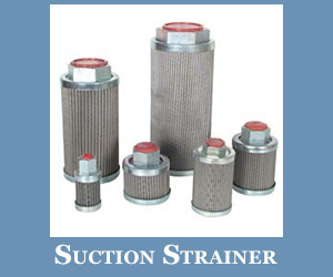 Suction Strainers Manufacturer In Usa
