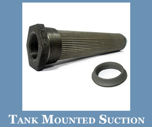 Tank Mounted Suction Strainer In USA